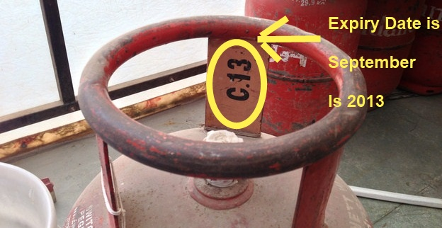 How To Check Expiry Date Of Lpg Cylinder